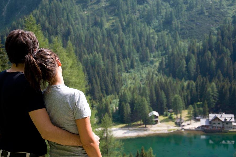 Rifugio Nambino - Vacanza Leggendaria