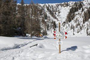 Rifugio Nambino   Passeggiate