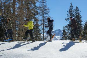 Rifugio Nambino | Escursioni con racchette da neve