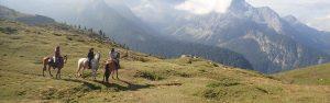 Rifugio Nambino   Trekking a cavallo