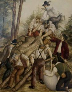 Rifugio Nambino | La leggenda del drago