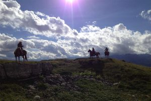 Rifugio Nambino | Horse Trekking Alto Garda